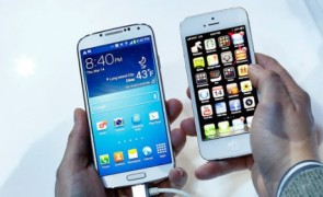 Recensione: Galaxy S4 VS iPhone 5