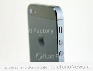 L'iPhone 5 di Apple sicuramente avrà uno spessore di soli 7.6 millimetri?