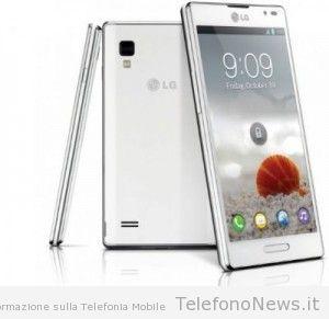 LG annuncia ufficialmente il suo nuovo smartphone Optimus L9!